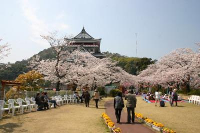 熱海城桜まつり01