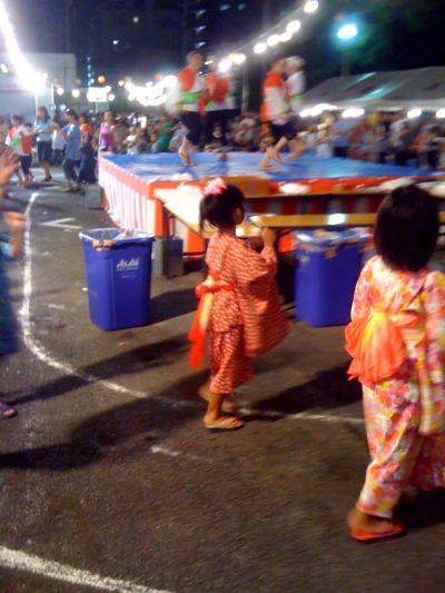 ふるさと祭り盆踊り大会景