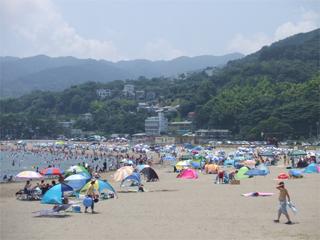 平鶴より車で3分  新長浜ビーチです